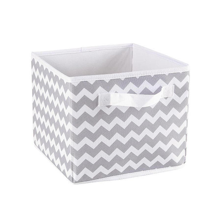 Koala Baby Storage Bin Grey Chevron Toys R Us Australia Official Site Outdoor Fun Products More