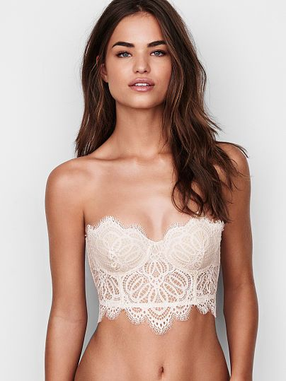 a8e6e1e43ad Mini Lace Bustier - Dream Angels - Victoria s Secret