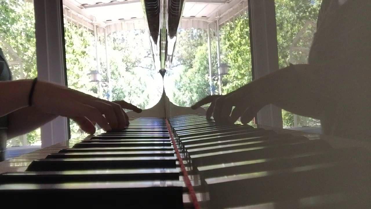 Lost boy by Ruth B. - piano