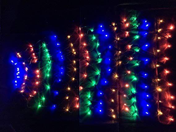 Christmas Concepts® 150 Multi Led Chasing Christmas Tree Net Light