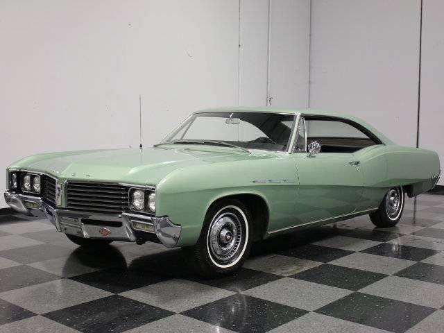 1967 Buick Lesabre 2 Door Hardtop Chevrolet Impala Buick