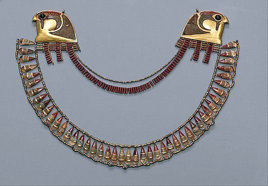 Broad Collar, reign of Thutmose III, Dynasty 18