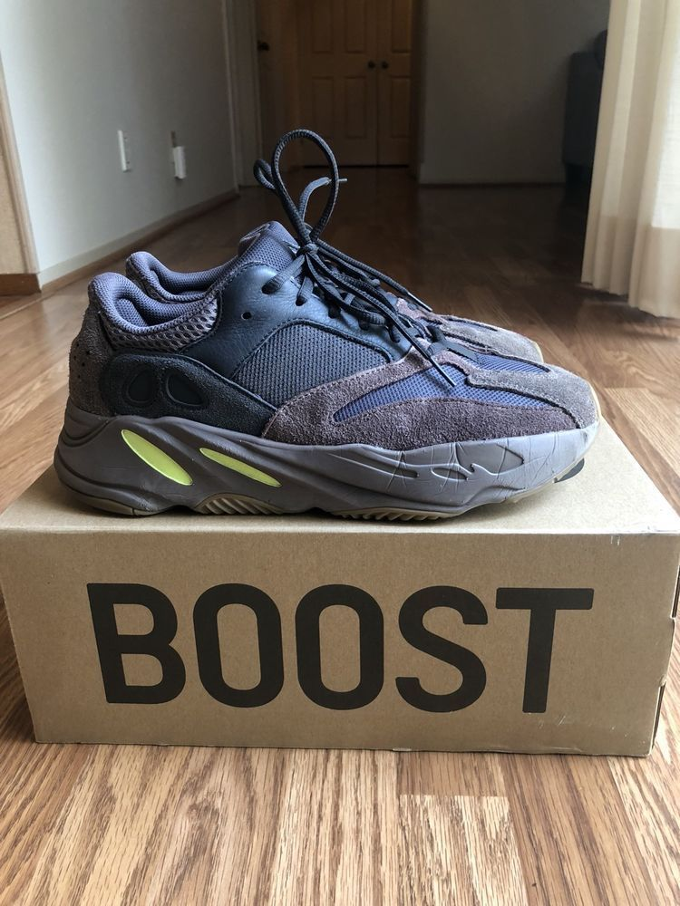 the best attitude f3305 94831 Adidas Yeezy Boost 700 Mauve Mens Size 11 100% Authentic