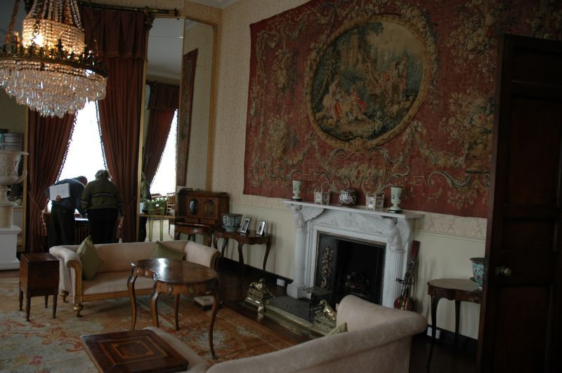 Inside of Bantry House, Bantry, Ireland