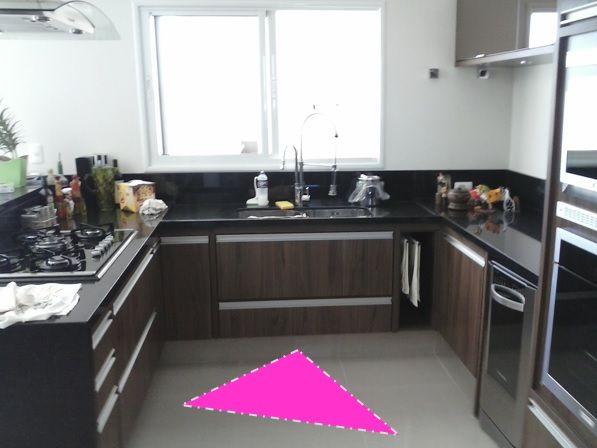 Pin em azulejo de pia de cozinha