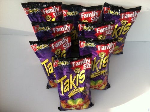 Deals For Takis Fuego 8 Family Size