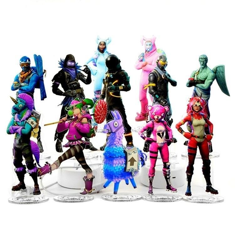 28 Styles Game Fortnite Battle Royale Action Figure Toys Figure Gift Fortnite Canada Game Easter Bunny Plush Easter Bunny Eggs Easter Plush