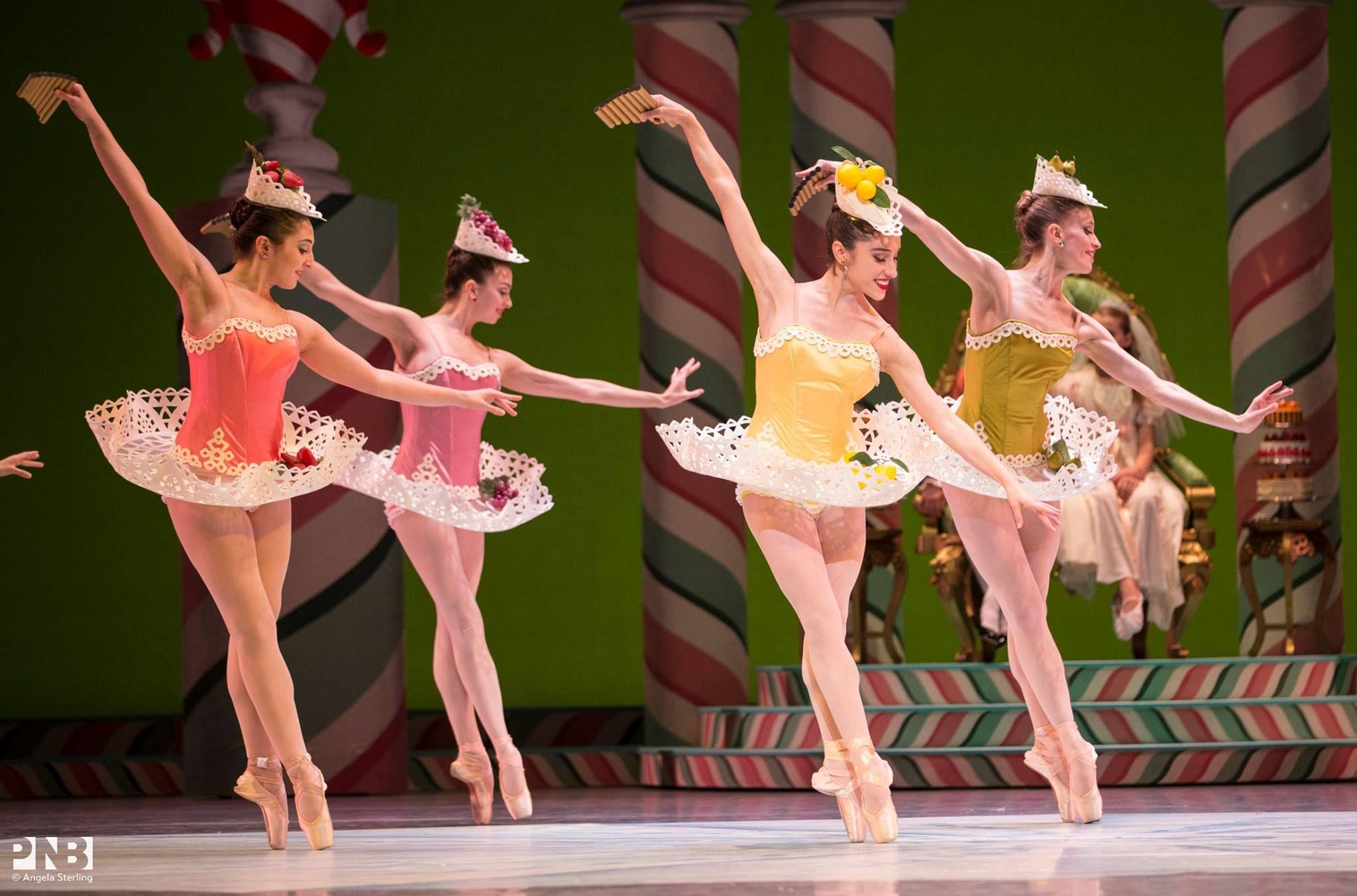 Balletto bambini ~ Mazurka balletto tratto da coppelia musica di delibes eseguito