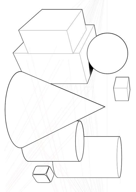 Pin von francesca carli auf geometria | Pinterest | Malvorlagen ...