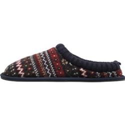Photo of Fluid Herren Fairisle Slippers Navy FluidFluid