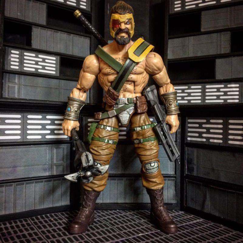 Hercules - All new all different (Marvel Legends) Custom