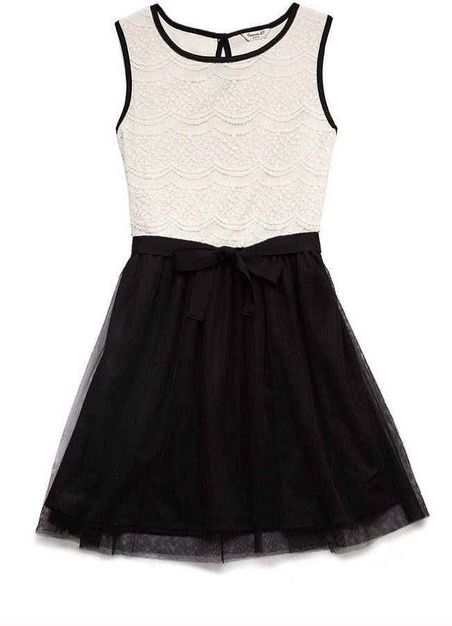 Forever 21 Girls Dainty Lace Dress Kids Kids Fashion Dresses