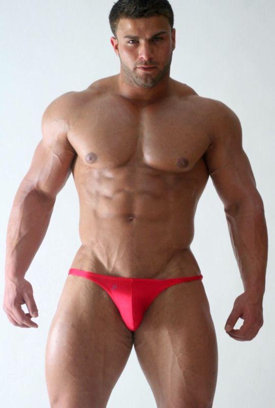 Hot muscley guys