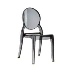 02 Pompei Chaise Transparente Chaise Chaise Fauteuil