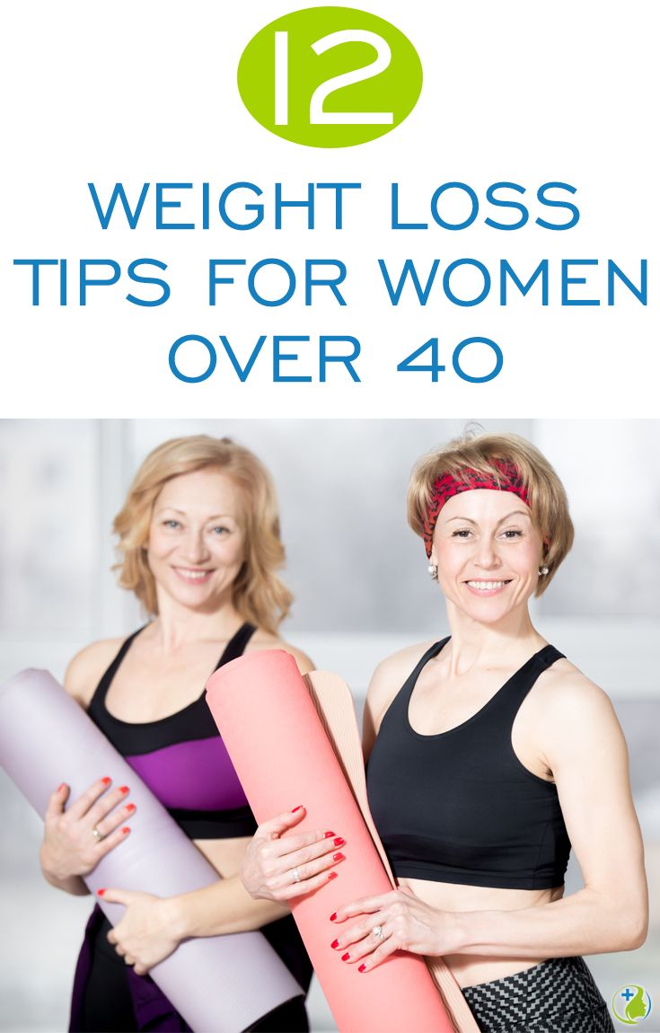 Menopause: do not lose weight 19