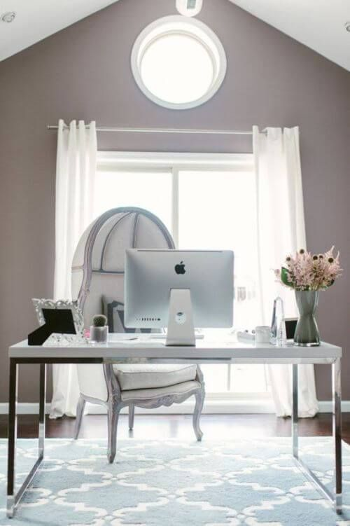23 beautiful home office color schemes paint color on office paint color ideas id=66052