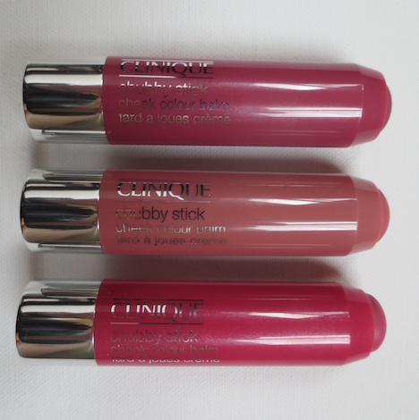 Win this trio of Clinique Chubby Stick Cheek Colour Balms! To enter, follow @davelackie & RT http://t.co/DWj7dGA05Y