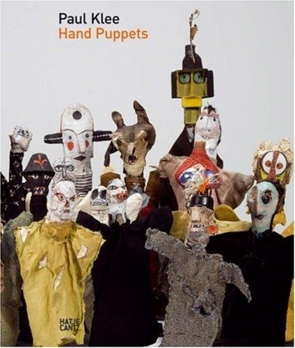 Paul Klee puppets book.