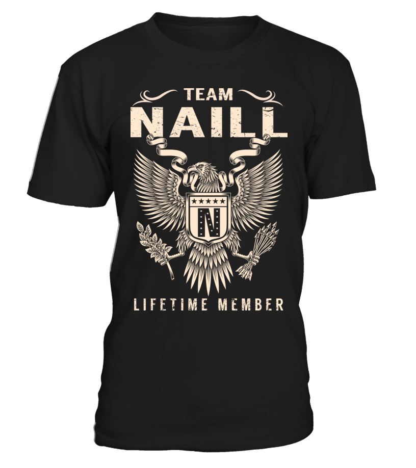 Team NAILL - Lifetime Member
