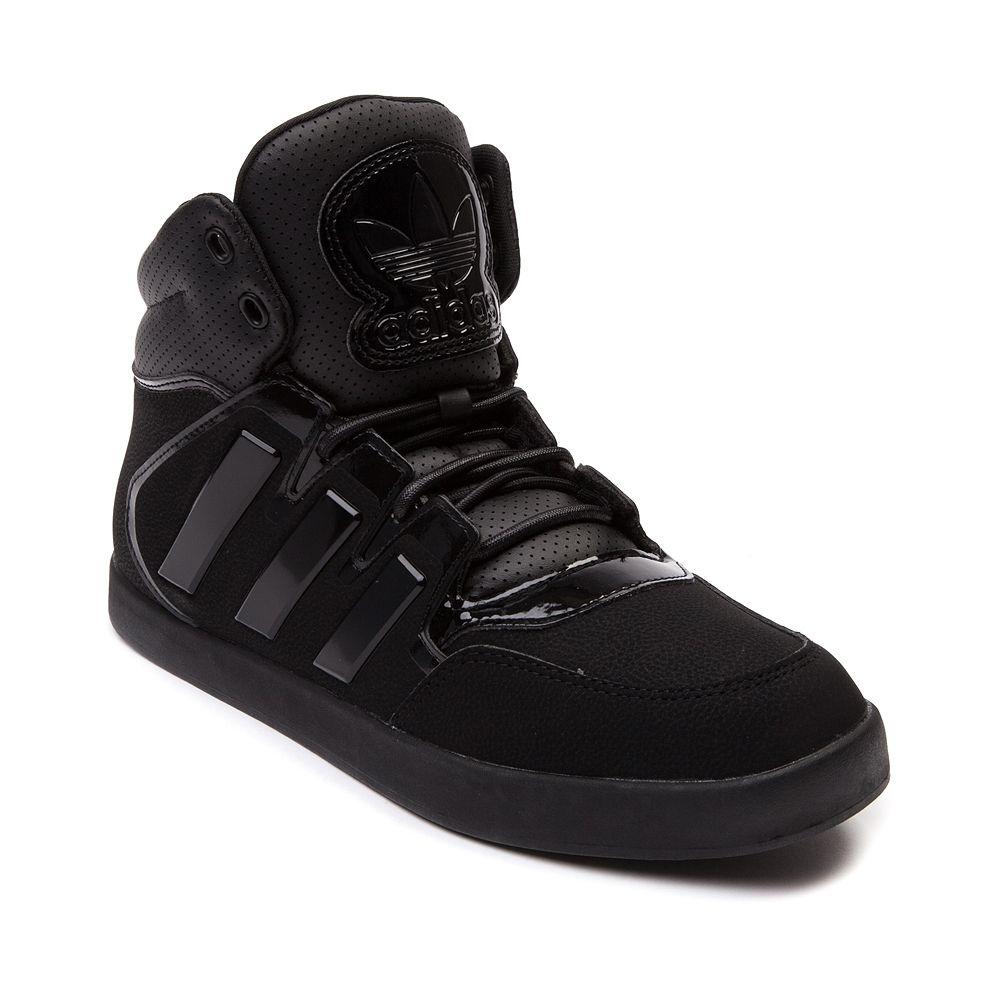 separation shoes e922a 0438e Mens adidas Dropstep Athletic Shoe Adidas Men, Athletic Shoes, Trainers,  Black Leather,