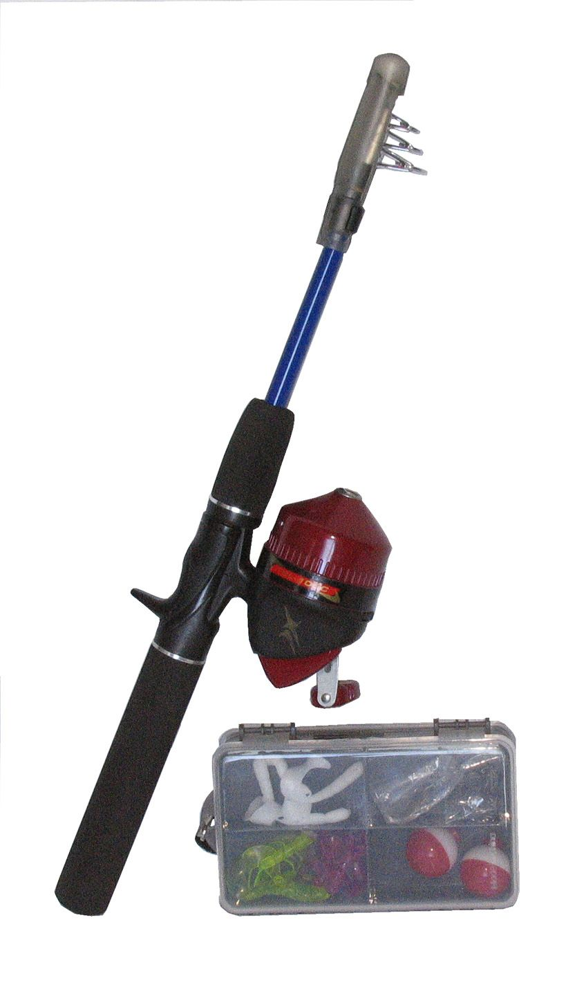 Best telescopic fishing rod for beginners and experts