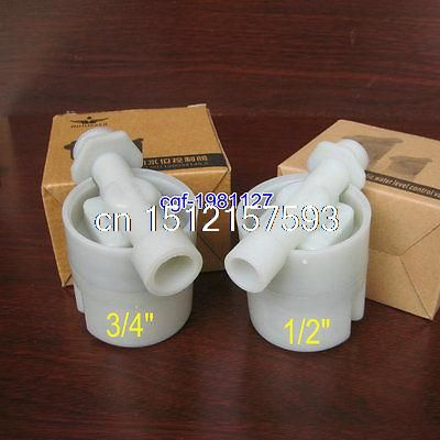 1 2 3 4 Floating Ball Valve Automatic Water Level Control Valve For Water Tank Water Tank Control Valves Floating