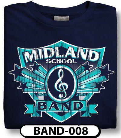 Design Custom Marching Band T-Shirts Online by Spiritwear | shirt ...