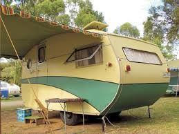 Vintage Caravan Awning! | Wohnwagen, Wohnen
