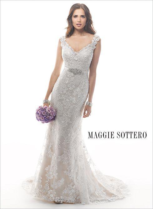 LARK by Maggie Sottero Wedding Dresses | Stuff to Buy | Pinterest ...