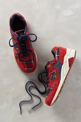 new balance 999 red plaid