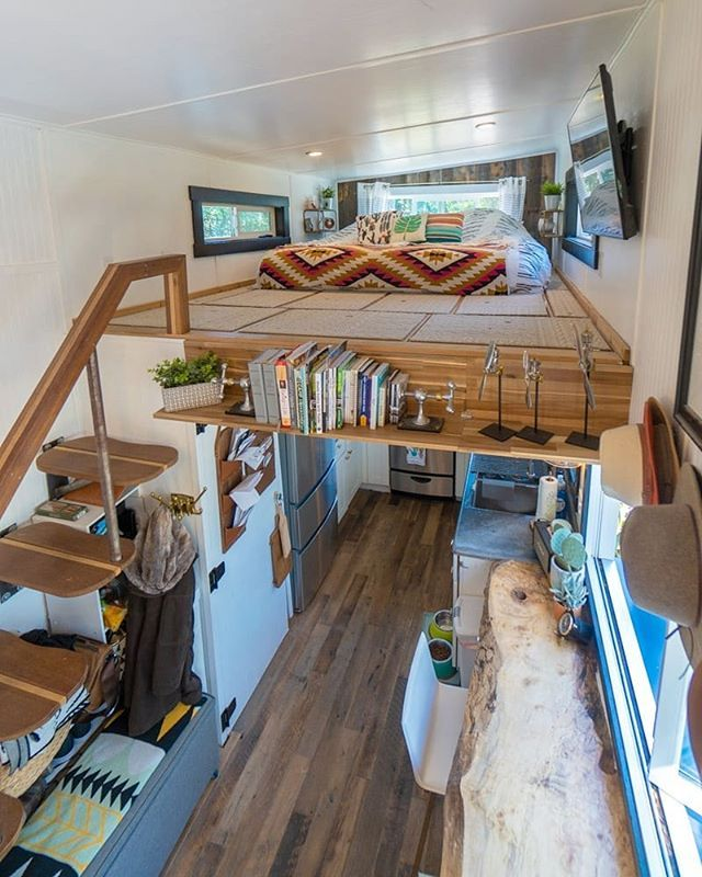 Photo of A Tiny House Without Sacrifices in Design   Tiny House Basics