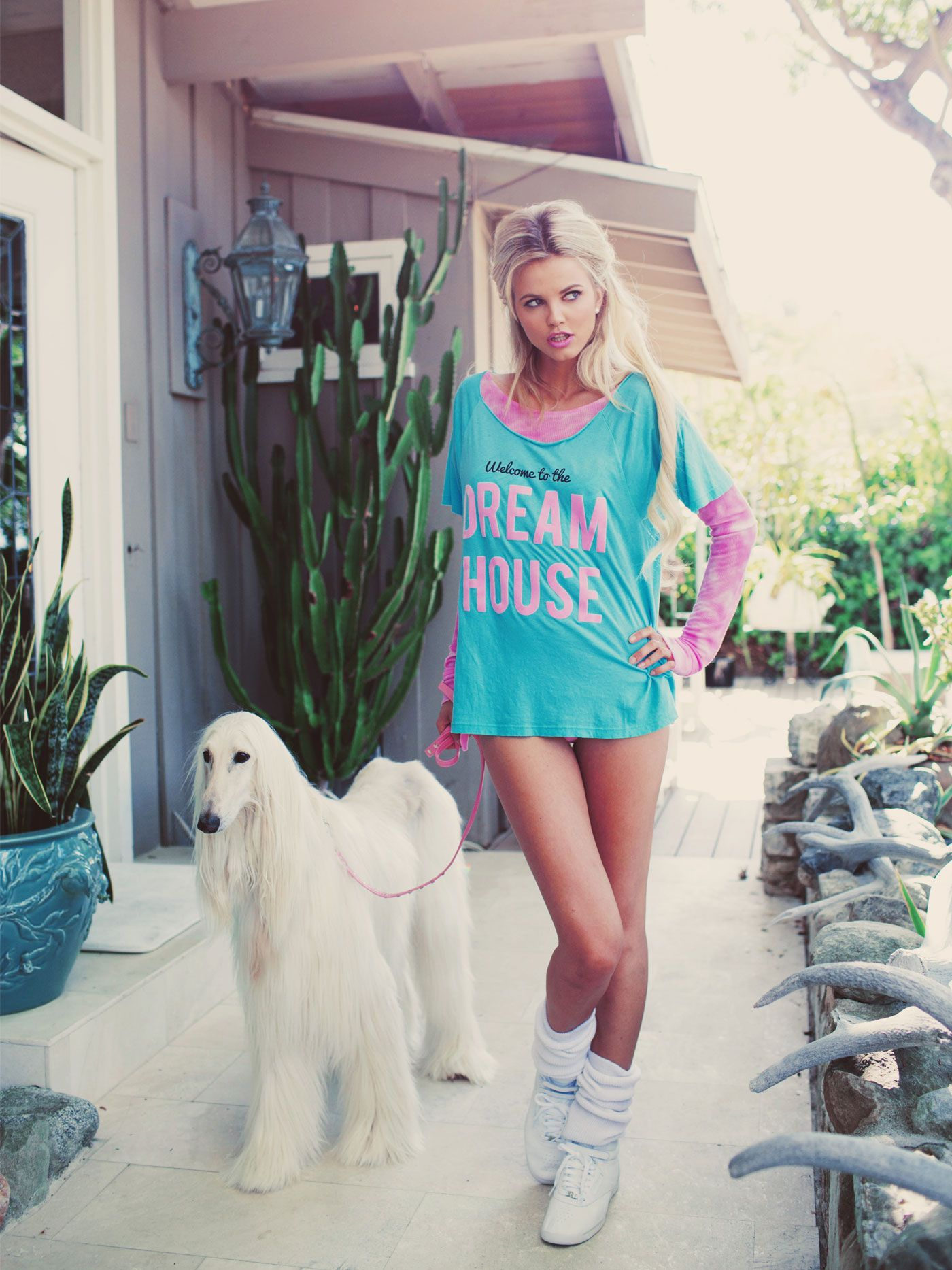 Welcome to The Wildfox Barbie Dreamhouse