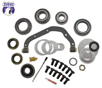 Yukon Gear Axle Yukon Gear Master Overhaul Kit For 99 08 Gm 8 6