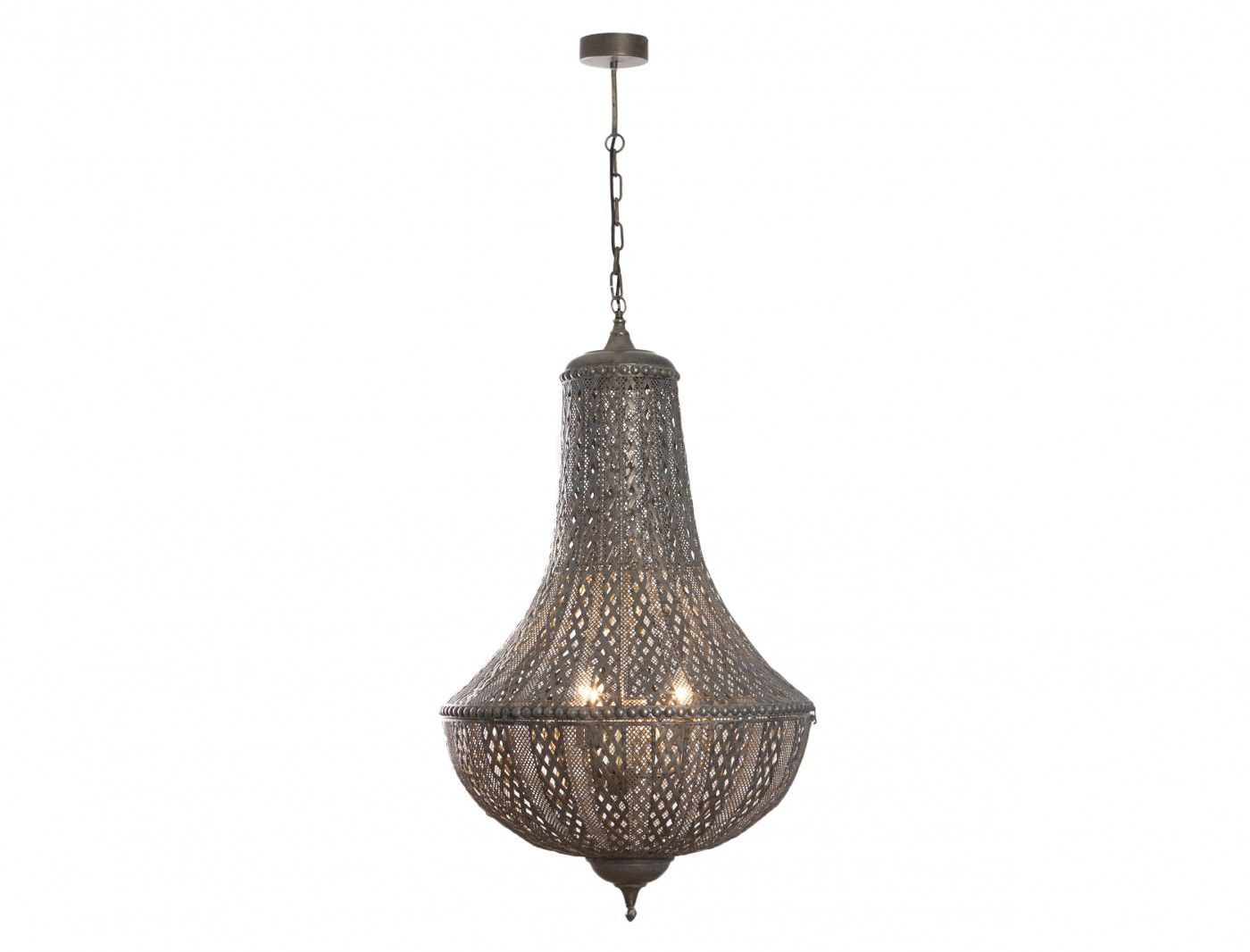 Evoking early french empire chandelier silhouettes our pendant is evoking early french empire chandelier silhouettes our pendant is fashioned from iron featuring mesh arubaitofo Images