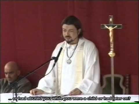 Spiritual Warfare - Pt 1 of 3 Fr Zlatko Sudac - YouTube