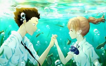 Koe no katachi HD Wallpaper | Background ID:740845