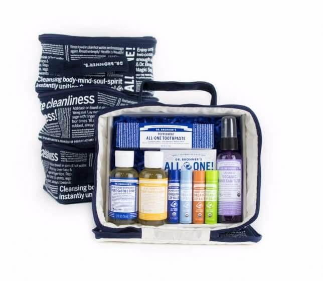 Toiletry Bag Gift Set  4c120a8514a09