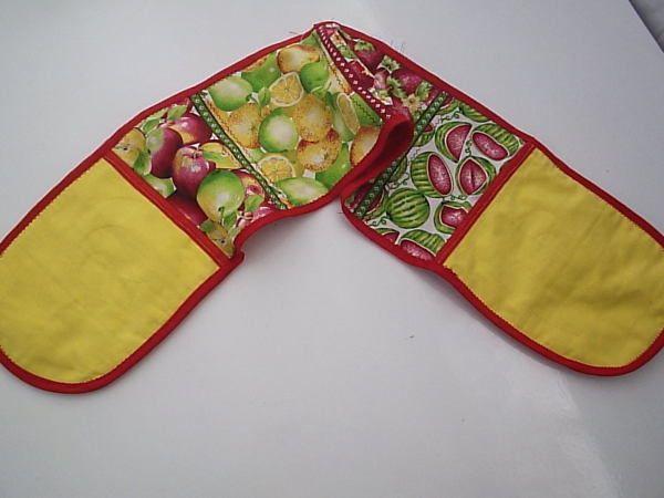 pegadores de panela em tecido - Pesquisa Google
