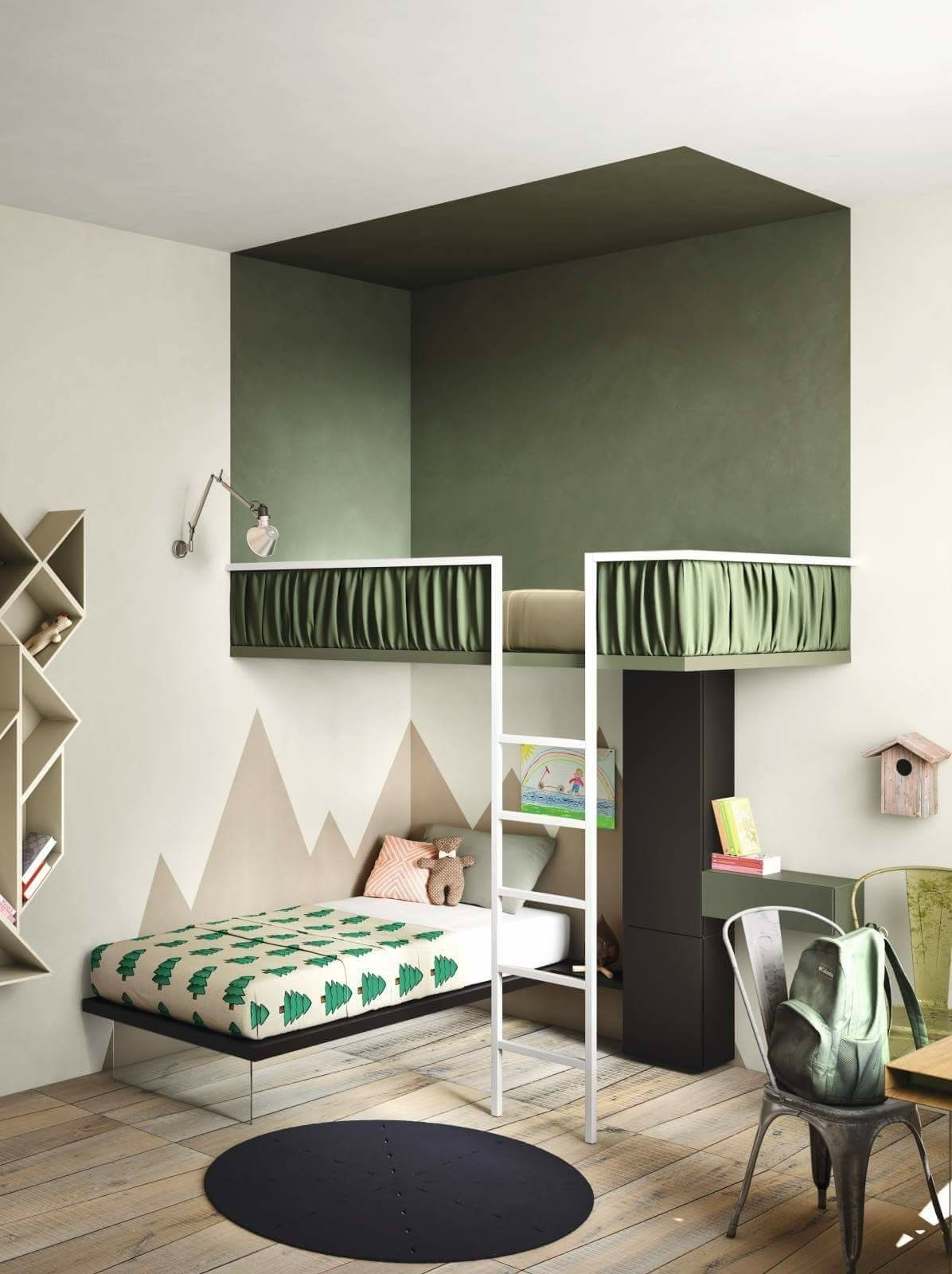 stair drawersbed shelvesloft deskbag closetloft bedsbunk bed railloft bed desk