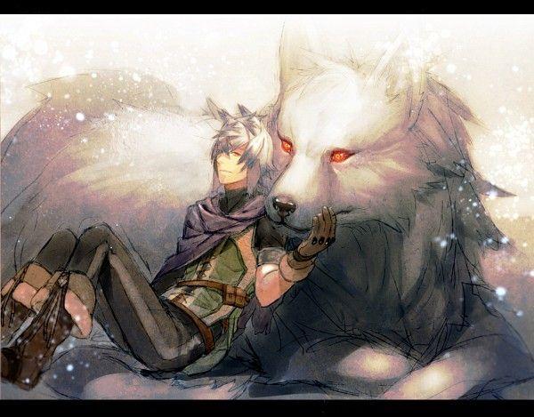 Pixiv Fantasia Sword Regalia 1105423 Zerochan Wolf Boy Anime Anime Anime Wolf