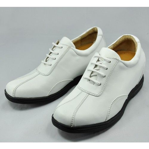 Look for best calfskin men elevator casual shoes get taller 7.5cm / 2.95inches with the SKU: MENJGL_7386 at Tooutshoes online store