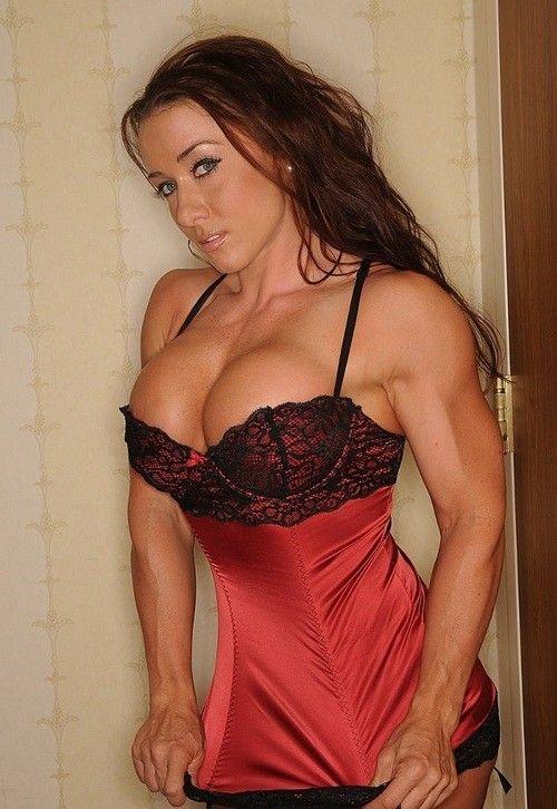 high resolution images Musclegirls