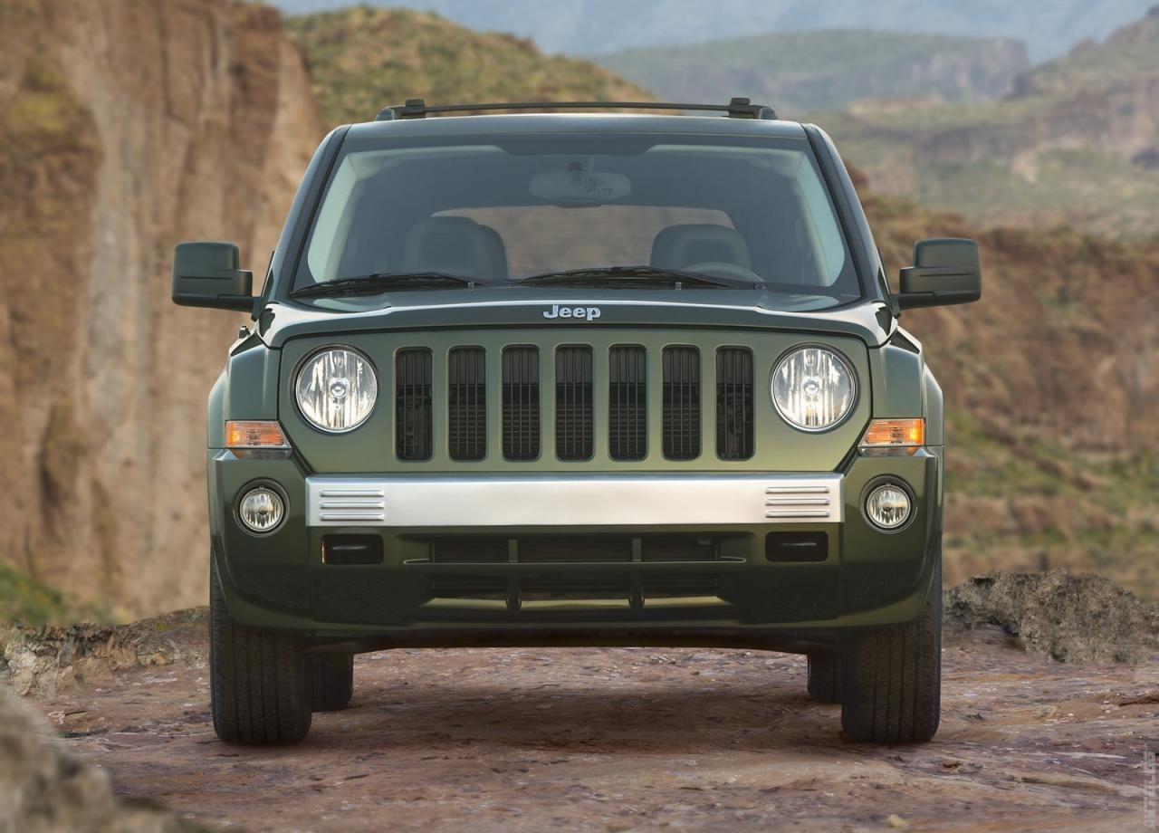 2007 Jeep Patriot Jeep patriot, Jeep, Big car