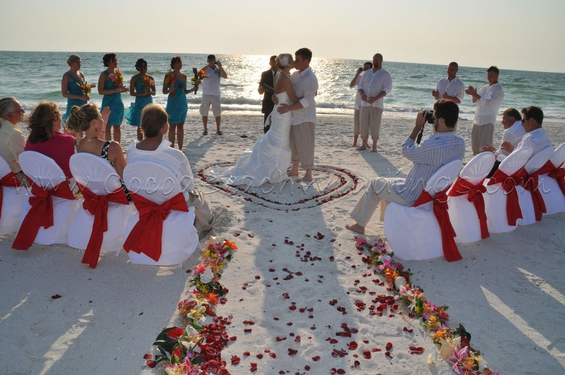 Get Married On The Beach Space Coast Florida Beautiful
