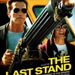 "Vamos al screening de ""The Last Stand""."