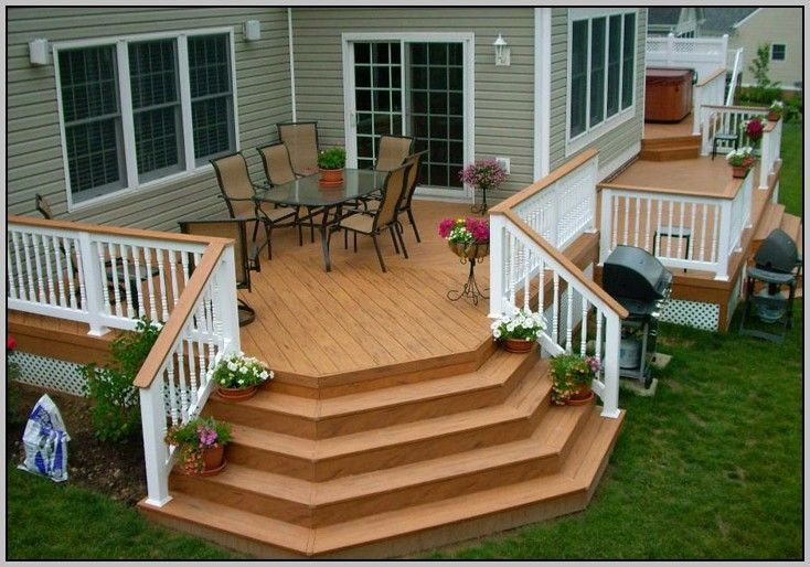 Attrayant Deck And Patio Ideas For Mobile Homes   Patios : Home Design Ideas # .