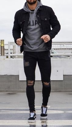 Pin em Men's Outfits & Fashion