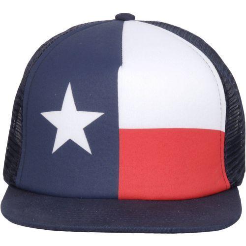 e0880223 Academy Sports + Outdoors Men's Texas Foam Trucker Cap (Navy, Size One  Size) - Men's Outdoor Apparel, Men's Hunting/Fishing Headwear at Academy  Sports