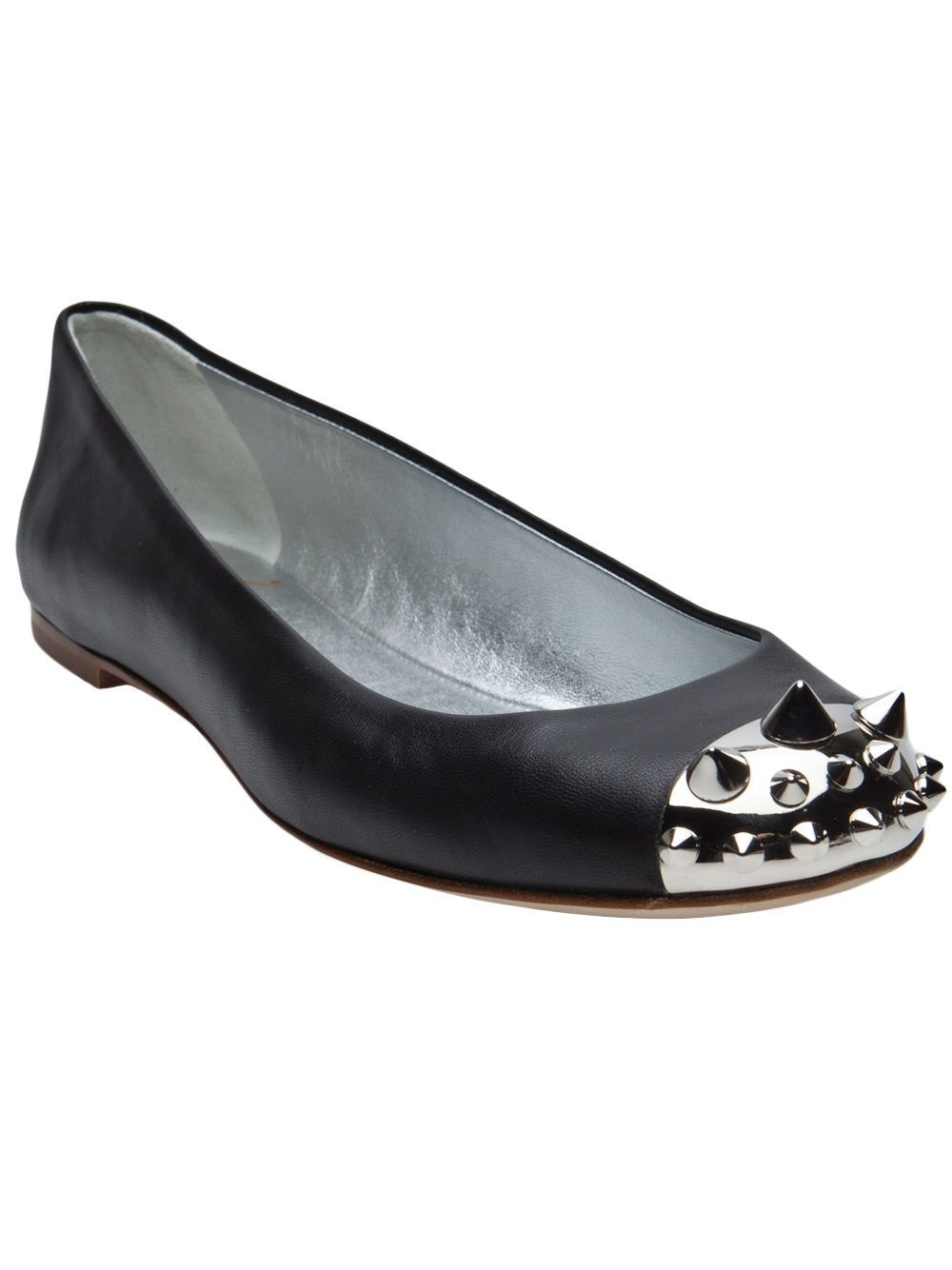 2f94df783de GIUSEPPE ZANOTTI Spike Cap Toe Flat Hu s Shoes - Washington D.C. farfetch.com   GiuseppezanottiHeels