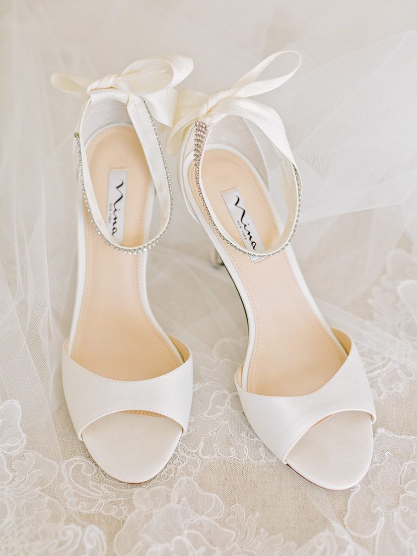 3d15119efb46 Featured Photographer  Amy Arrington Photography  Wedding shoes ideas.